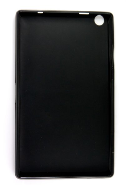 Силиконов гръб за Asus ZenPad 7.0 Z370CG - черен