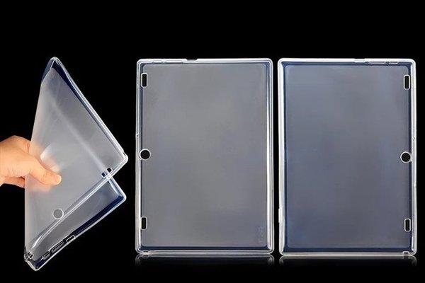 Силиконов гръб за Lenovo Tab 2 A10-30, TB2-X30F - прозрачен