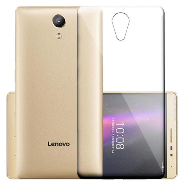 Силиконов гръб за Lenovo Phab 2 PB2-650 - прозрачен