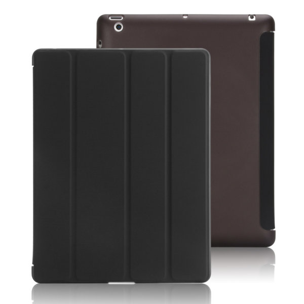 Калъф Smart Case за Apple iPad 2/3/4 - черен