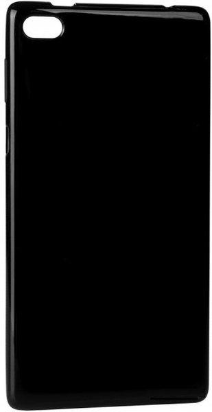 Силиконов гръб за Lenovo Tab4 7 Essential TB-7304 - черен