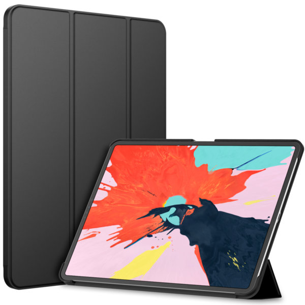 Калъф Smart Case за Apple iPad PRO 12.9 2018 A1876 A1895 A2014 - черен