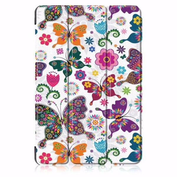 Калъф Smart Case за таблет Samsung Galaxy Tab A 10.5 (2018) SM-T590, SM-T595 - butterfly
