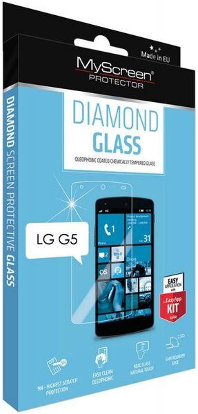 Закалено стъкло Diamond glass за LG G5