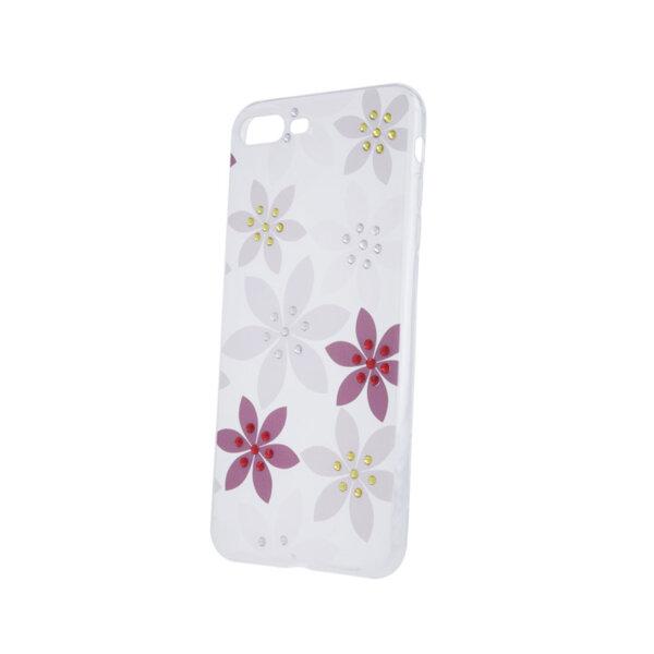 Силиконов калъф за Samsung Galaxy A50, Floral 3