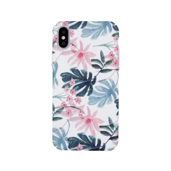 Твърд калъф за Samsung Galaxy A50, Floral 2