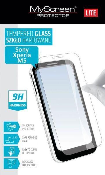 Закалено стъкло Lite Glass за Sony Xperia M5
