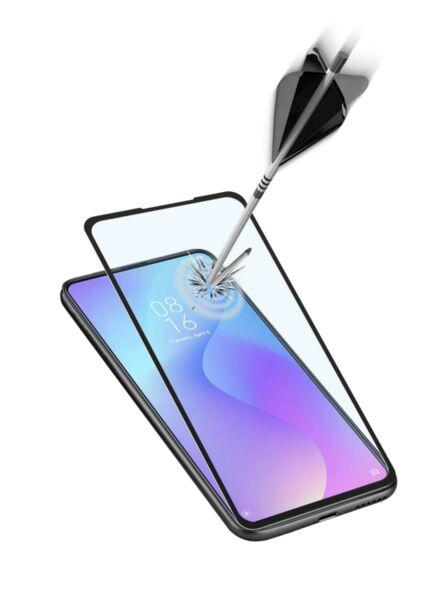 Закалено стъкло за Xiaomi Mi 9T, Черно