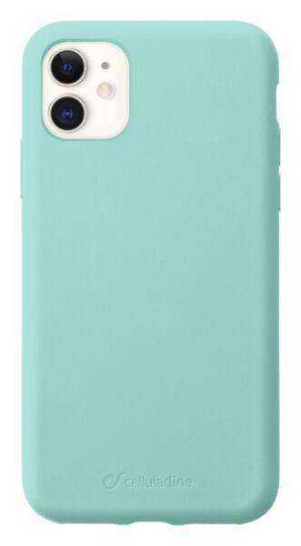 Луксозен калъф Sensation за iPhone 11, Светло зелен