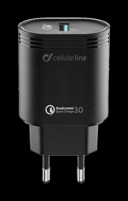 Зарядно 220V 1 USB с бързо зареждане