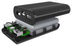 Външна батерия Power Tank 10000 mAh, Черна