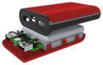 Външна батерия Power Tank 10000 mAh, Червена