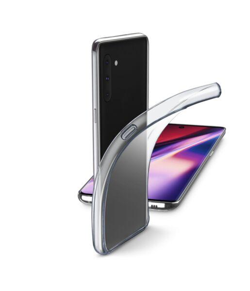 Прозрачен калъф Fine за Samsung Galaxy Note 10