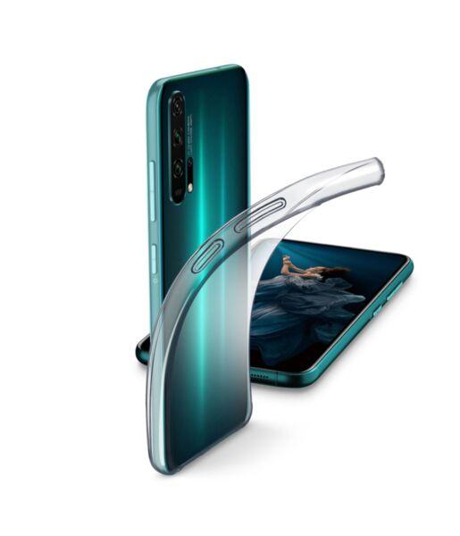 Прозрачен калъф Fine за Honor 20/ Huawei Nova 5T