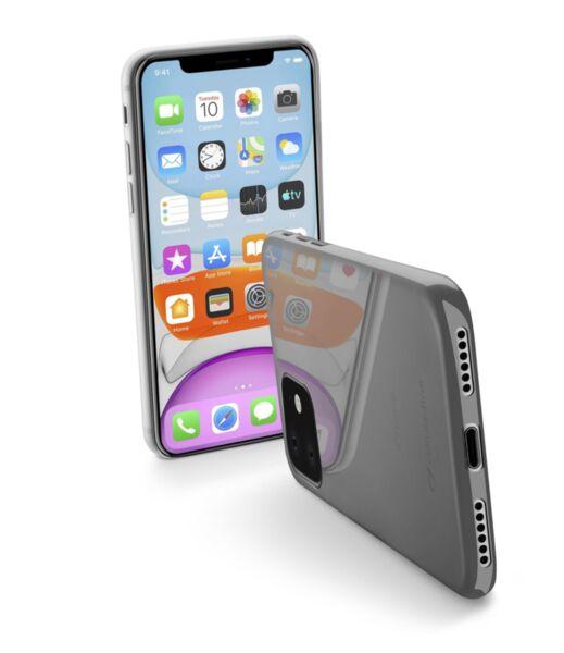 Ултратънък прозрачен калъф Zero за iPhone 11
