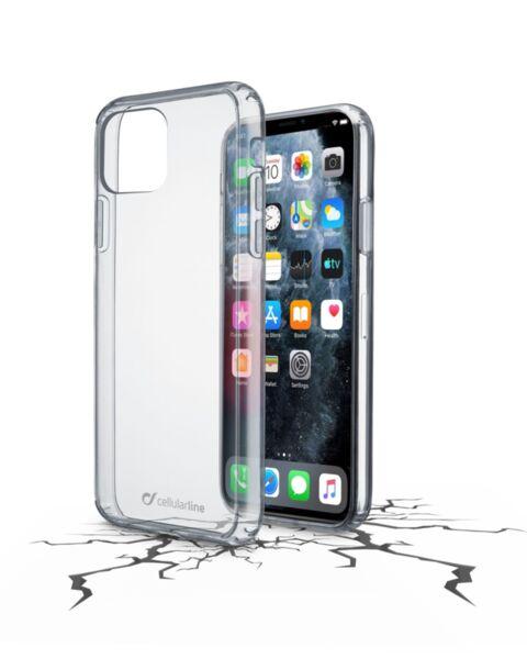 Прозрачен твърд калъф ClearDuo за iPhone 11 Pro
