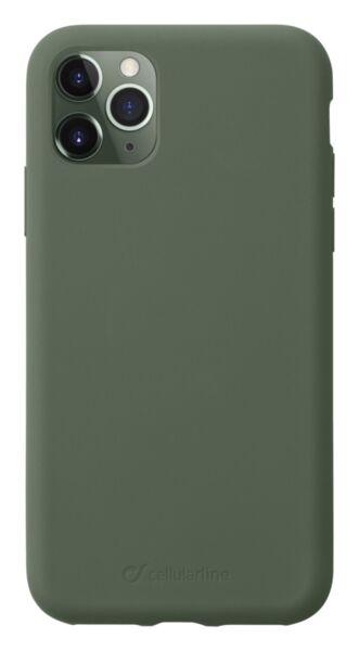 Матов калъф Sensation за iPhone 11 Pro, Зелен