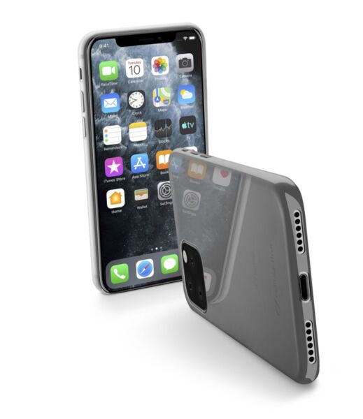 Ултратънък прозрачен калъф Zero за iPhone 11 Pro