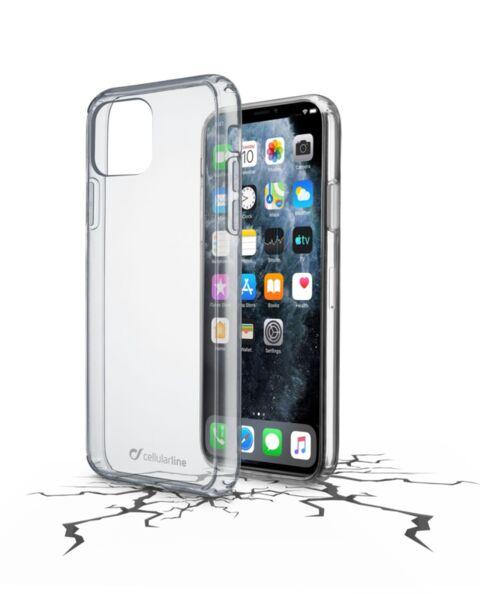 Прозрачен твърд калъф ClearDuo за iPhone 11 Pro Max