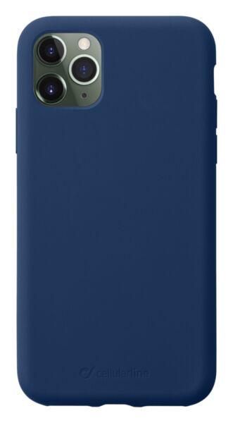 Луксозен калъф Sensation за iPhone 11 Pro Max, Син