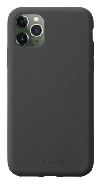 Луксозен калъф Sensation за iPhone 11 Pro Max, Черен