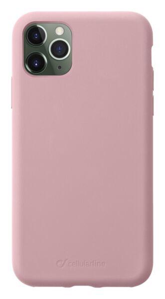Луксозен калъф Sensation за iPhone 11 Pro Max, Розов
