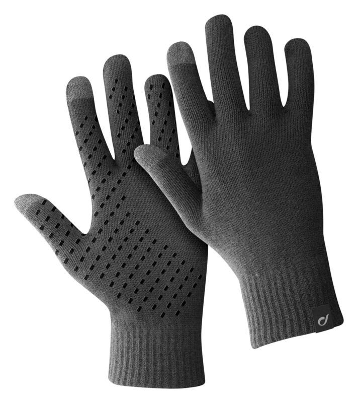 Ръкавици за тъч дисплей L/XL чeрни 2019