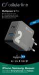 Зарядно 220V-12W +18W USB с бързо зареждане