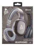 Bluetooth слушалки Music Sound Basic, Черни