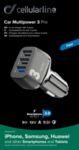 Бързо зарядно 12V-18W + 2x18W USB