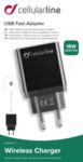 Зарядно 220V-USB 18W Adaptive/Qi