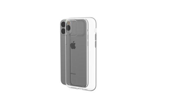 Прозрачен калъф Devia Naked за iPhone 11 Pro Max
