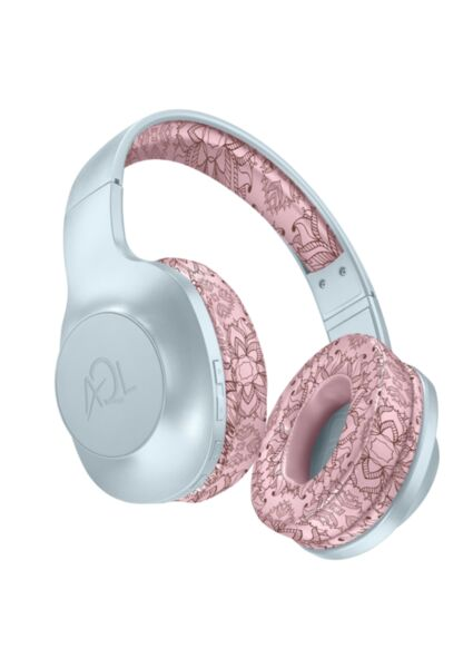 Bluetooth стерео слушалки Astros AQL, Flower