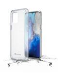Прозрачен твърд кейс ClearDuo за Samsung Galaxy S20