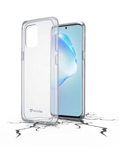 Прозрачен твърд кейс ClearDuo за Samsung Galaxy S20 Plus