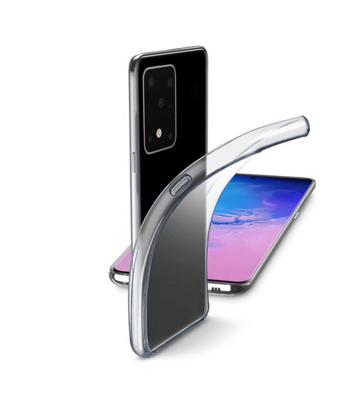 Прозрачен калъф Fine за Samsung Galaxy S20 Ultra