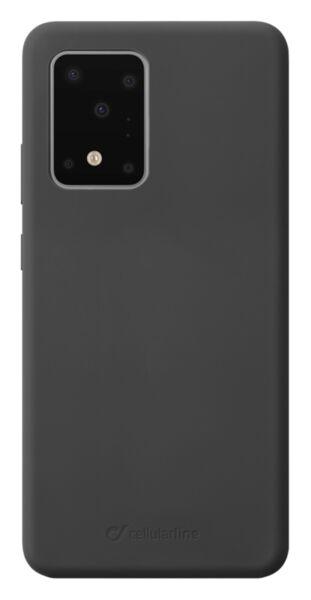 Луксозен калъф Sensation за Samsung Galaxy S20 Ultra, Черне