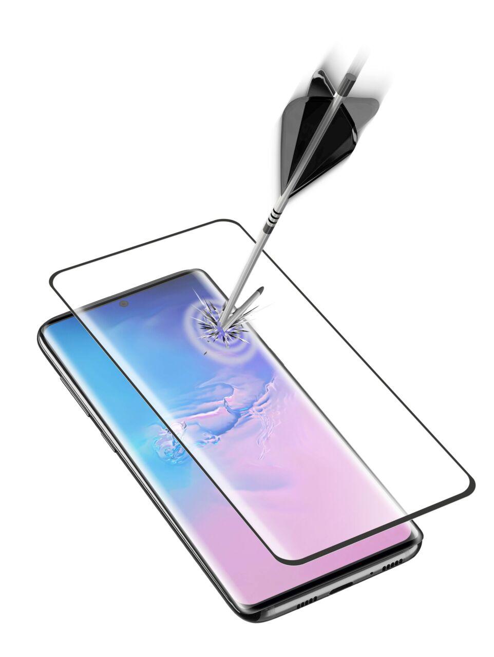 Закалено 3D стъкло за Samsung Galaxy S20 Ultra