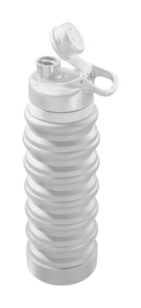 Сгъваема бутилка за вода Rebottle, 750мл, Сива