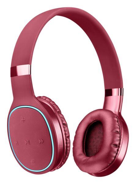 Bluetooth слушалки Kosmos 2 AQL, Червени