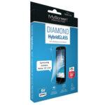 Протектор Diamond Glass 3D за Samsung Galaxy Note 10 Lite, Черно