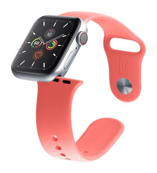 Силиконова каишка Urban за Apple Watch, 38/40mm, Оранжева
