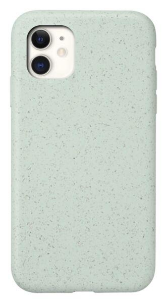 Еко калъф Become за iPhone 11, Зелен