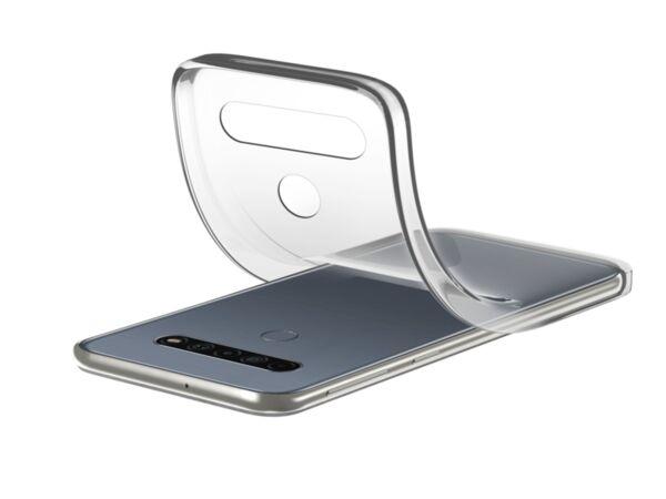 Прозрачен калъф Soft за LG K51s