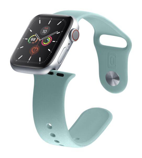 Силиконова каишка Urban за Apple Watch, 42/44mm, Зелена