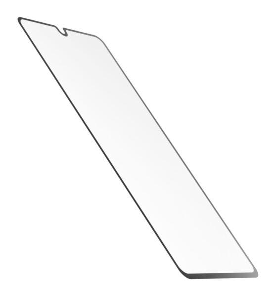 Антибактериално стъкло Microban за Samsung Galaxy A51, Черно