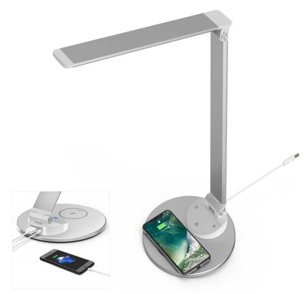 LED лампа за бюро TaoTronics TT-DL069, Бяла