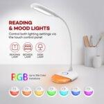 LED лампа за бюро TaoTronics DL070 с батерия 6ч