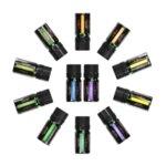 Комплект натурални етерични масла Anjou PCN013, 12бр. 5ml