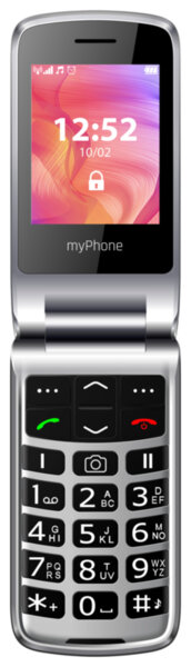 Телефон myPhone Rumba 2, Черен